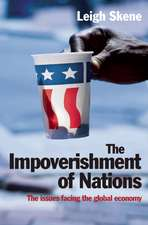 The Impoverishment of Nations: The Issues Facing the Post-meltdown Global Economy