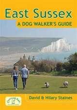 East Sussex a Dog Walker's Guide