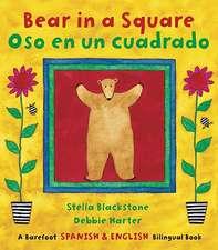 Bear in a Square/Oso En Un Cuadrado:  A Journey to Outer Space