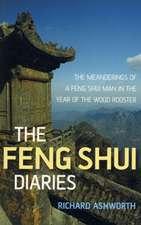 The Feng Shui Diaries