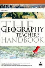 The Geography Teacher's Handbook