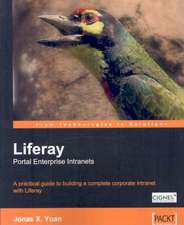 Liferay Portal Enterprise Intranets