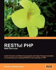 Restful PHP Web Services:  Beginner's Guide