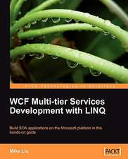 Wcf Multi-Tier Services Development with Linq:  Beginner's Guide