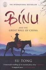 Binu and the Great Wall of China