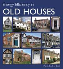 Energy Efficiency in Old Houses