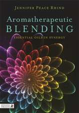 Aromatherapeutic Blending