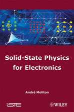 Solid–State Physics for Electronics