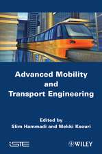 Advanced Mobility and Transport Engineering