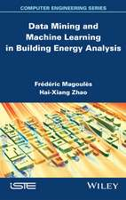 Data Mining and Machine Learning in Building Energy Analysis