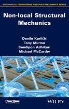Non–local Structural Mechanics