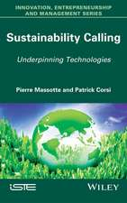 Sustainability Calling: Underpinning Technologies