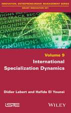 International Specialization Dynamics