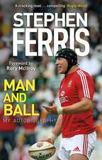 Stephen Ferris:  My Autobiography