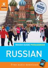 Rough Guide Phrasebook: Russian