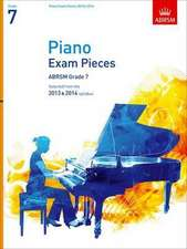 Piano Exam Pieces 2013 & 2014, ABRSM Grade 7: Selected from the 2013 & 2014 syllabus