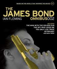 James Bond Omnibus:  Creating the Comic, Making the Movie