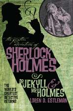Dr. Jekyll and Mr. Holmes:  The Great Mutiny