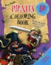 Jonny Duddle's Pirates Colouring Book
