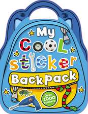 My Cool Sticker Backpack