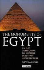 The Monuments of Egypt