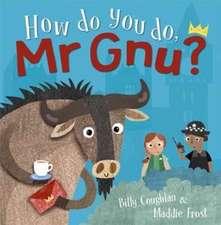 HOW DO YOU DO MR GNU