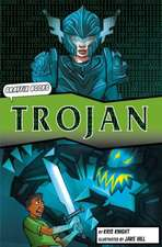 Trojan £Graphic Reluctant Reader]