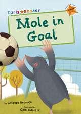 Mole in Goal (Orange Early Reader)