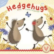 Hedgehugs 2020 Wall Calendar