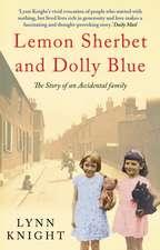 Lemon Sherbet and Dolly Blue