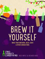 Brew It Yourself: Make your own beer, wine, cider and other concoctions