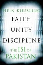 Faith, Unity, Discipline
