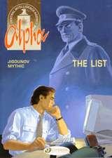 Alpha Vol.3: The List