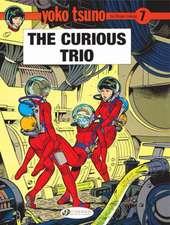 Yoko Tsuno Vol. 7: The Curious Trio