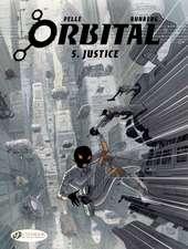 Orbital Vol. 5: Justice