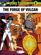 Yoko Tsuno Vol. 9: The Forge Of Vulcan: The Forge of Vulcan