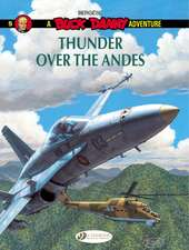 Buck Danny Vol. 5: Thunder Over the Cordillera