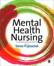 Mental Health Nursing: An Evidence Based Introduction