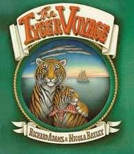 The Tyger Voyage