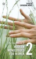 Oberon Book of Modern Monologues for Women 2