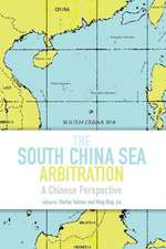 The South China Sea Arbitration: A Chinese Perspective