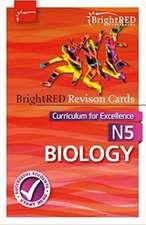 National 5 Biology Revision Cards
