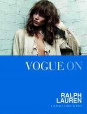 Vogue on: Ralph Lauren