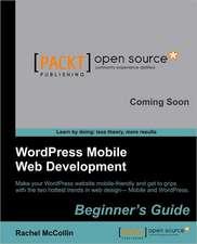 Wordpress Mobile Web Development