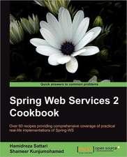 Spring Web Services Cookbook