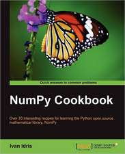 Numpy Cookbook