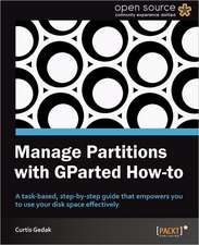 Manage Partitions with Gparted (How-To)