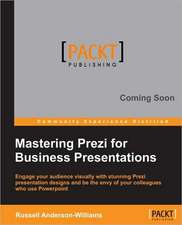 Mastering Prezi for Business Presentations