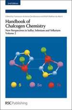 Handbook of Chalcogen Chemistry:  New Perspectives in Sulfur, Selenium and Tellurium Complete Set