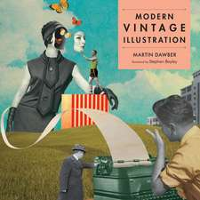 Modern Vintage Illustration